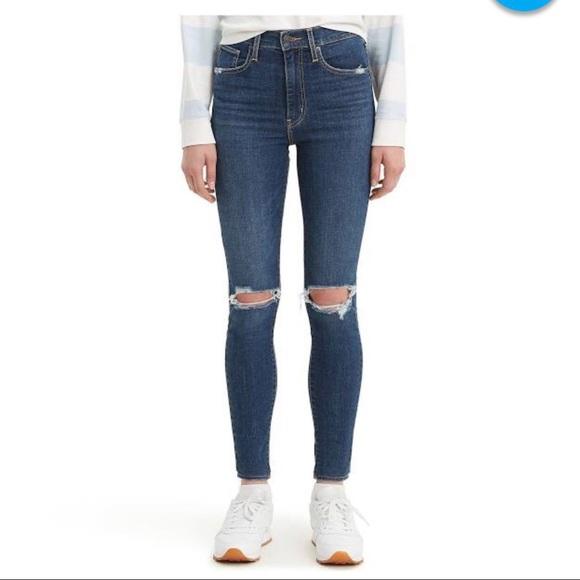 Levi's Denim - Levi's Women's Mile High Super Skinny Jeans